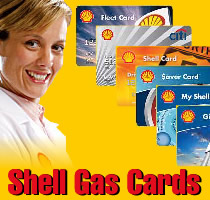 Shell Gas Cards